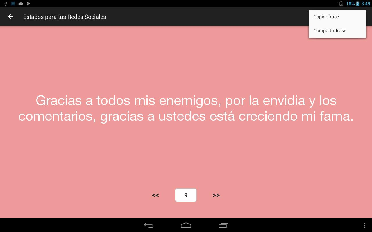 Frases Y Estados Para Twitter Whatsapp Für Android
