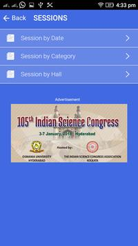 ISC 2018 apk screenshot