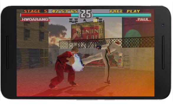 Top Tekken 3 Guide screenshot 1