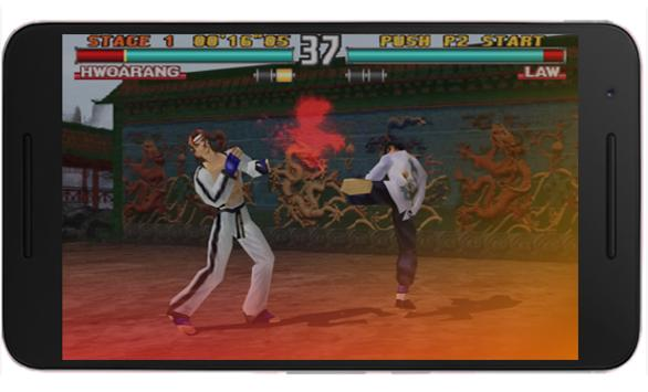 Top Tekken 3 Guide screenshot 3