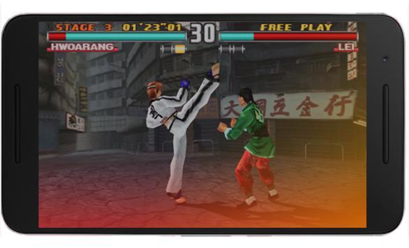 Top Tekken 3 Guide screenshot 5