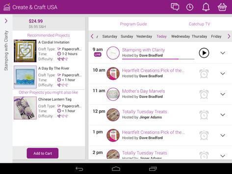 Create & Craft USA for tablets apk screenshot