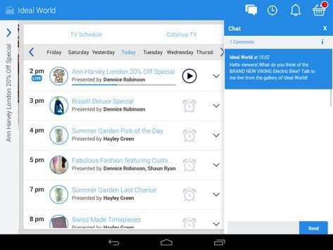 Ideal World for tablets apk screenshot