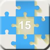 Puzzle Solver : 15 Puzzle icon