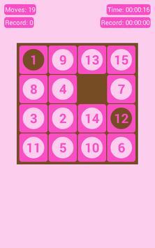 Puzzle Solver : 15 Puzzle screenshot 1