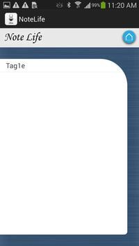 La Tag_Reminder apk screenshot
