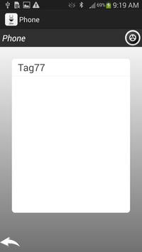 La Tag_Phone apk screenshot