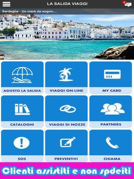La Salida Viaggi apk screenshot