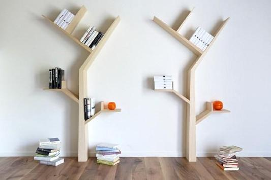 Design Ideas Wall Shelves apk screenshot