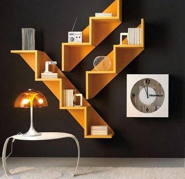 Design Ideas Wall Shelves poster