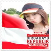 Bingkai Foto Kemerdekaan Indonesia 2018 icon