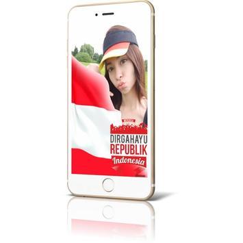 Bingkai Foto Kemerdekaan Indonesia 2018 screenshot 1