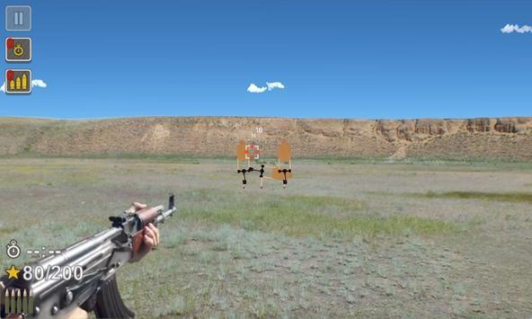 Kalashnikov assault rifle screenshot 5