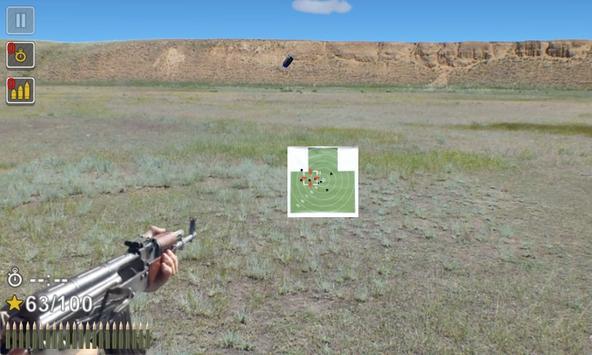 Kalashnikov assault rifle poster