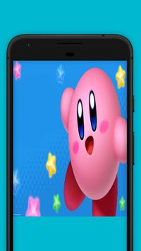 Kirby wallpaper HD screenshot 2