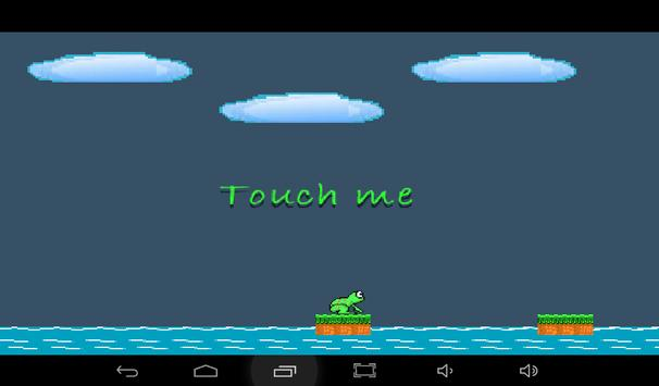 Frog's Life apk screenshot