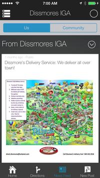 Dissmore's IGA apk screenshot