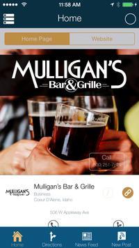 Mulligan's Bar & Grill poster