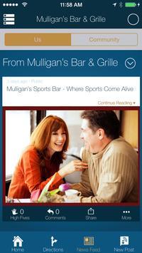 Mulligan's Bar & Grill apk screenshot