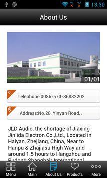 JLD  Audio apk screenshot