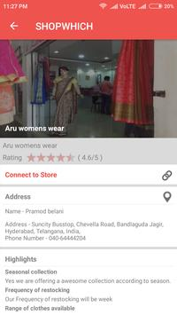 SHOPWHICH screenshot 4