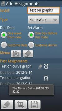 Time Table (時間割) screenshot 2