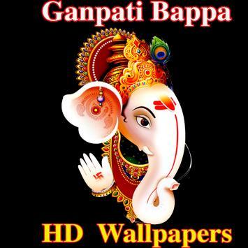 Ganpati Bappa HD Images Wallpapers poster