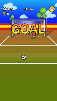 Penalty Kick - Free Soccer screenshot 2