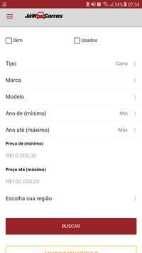 JáVi Carros screenshot 1