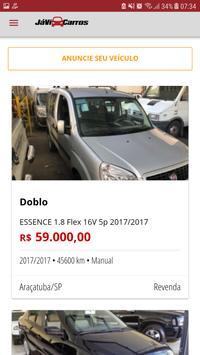 JáVi Carros screenshot 2