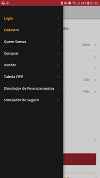JáVi Carros screenshot 3