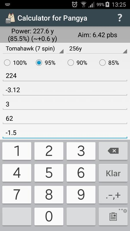 Pangya hole in one calculator v10 europe-ecologie-aube.
