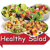 Healthy Salad Recipe for Diet icon