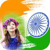 Republic Day Photo Frame icon