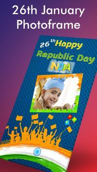 Republic Day Photo Frame apk screenshot