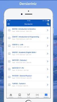 FMV Işık Üniversitesi Mobil capture d'écran 1