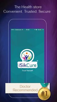 iSikCure poster