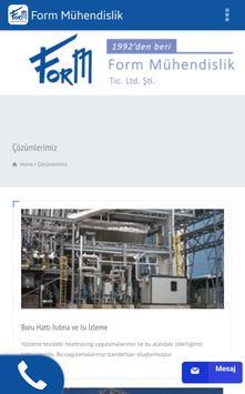 Form Mühendislik apk screenshot