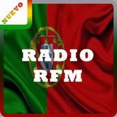 RFM radio portugal icon