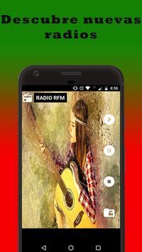 RFM radio portugal screenshot 1