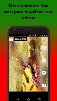 RFM radio portugal screenshot 2