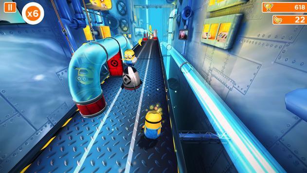 subway minion running rush screenshot 5