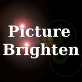 Picture Brighten icon