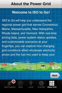 ISO to Go poster