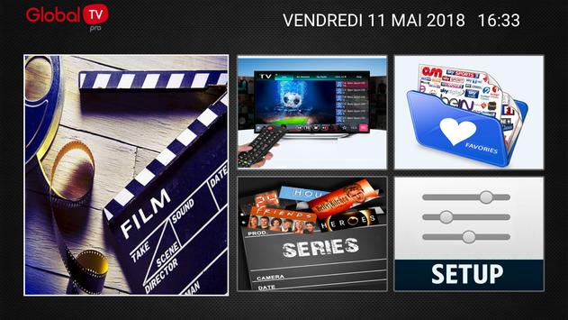 Global-Tv Pro poster