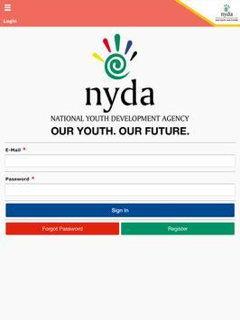 NYDA apk screenshot