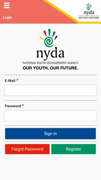 NYDA poster