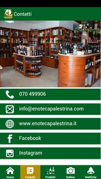Enoteca Palestrina Cagliari apk screenshot