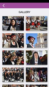 Festival of St Efisio Cagliari screenshot 3