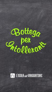 Bottega Intolleranti Cagliari poster